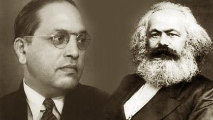 ambedkar Marx