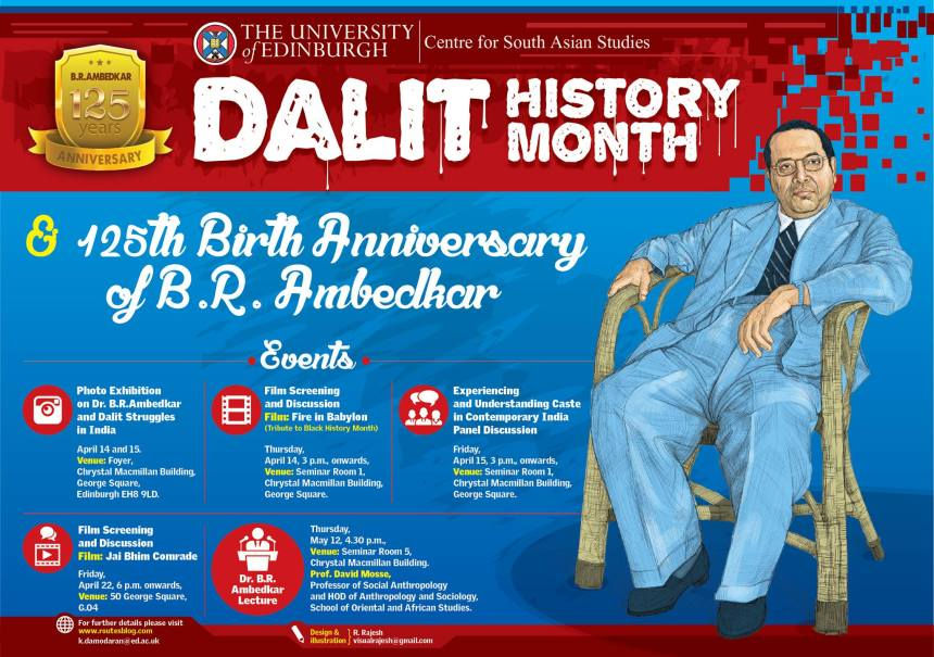 routes and FB Dalit History